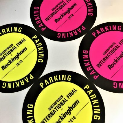 reflective sticker printing
