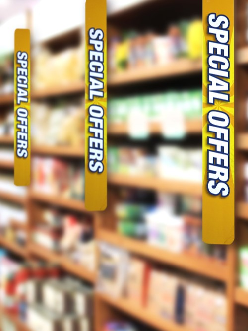 Aisle fins special Offers