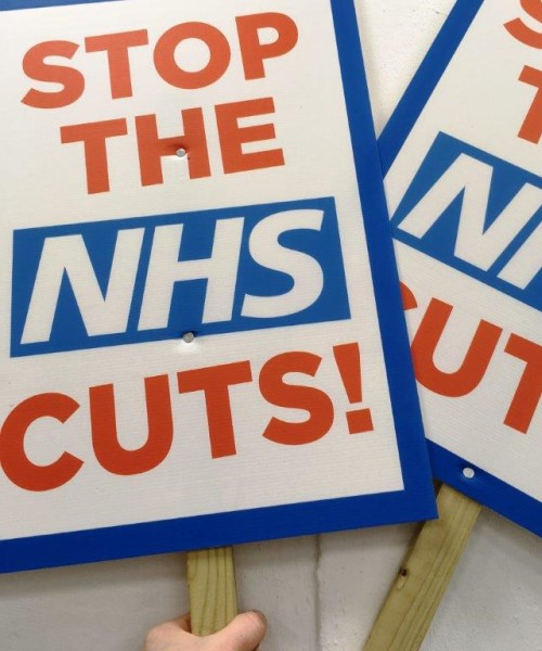 Correx placards printed