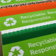 Recyclable and responsible print materials