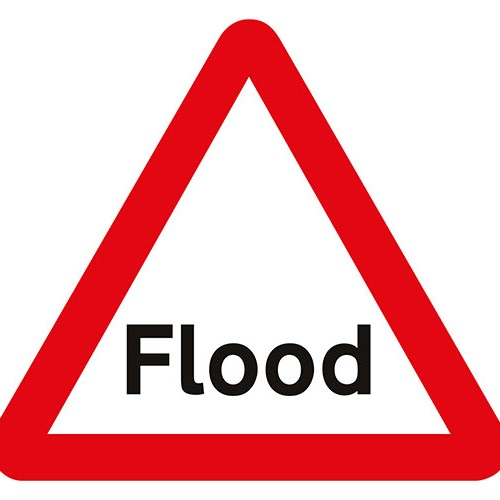 Flood & Ice Signs